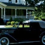 1936 Ford Four Door Convertible Sedan - Bob Bartos' Latest Antique Car