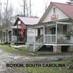 Boykin, South Carolina