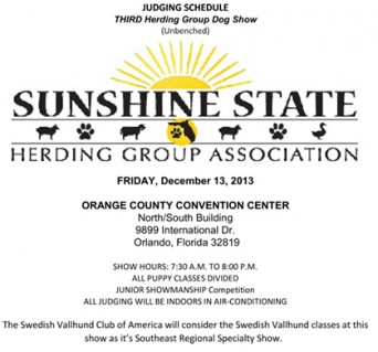 13 Dec SSHGA Judging Schedule-1