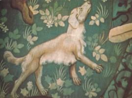 Canine Chronicle-Old English Working Spaniels01.Bird dog