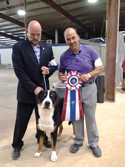 Greater Humble Area Kennel Club Sunday October 5 2014