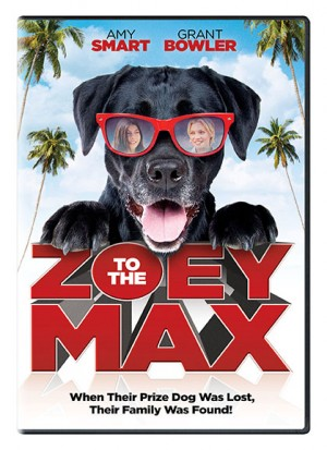 Zoey to the Max DVD 2D