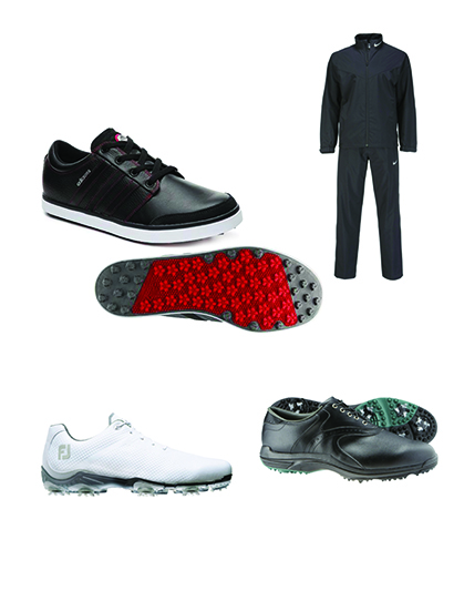 Black Friday Ladies Waterproof Golf Shoes