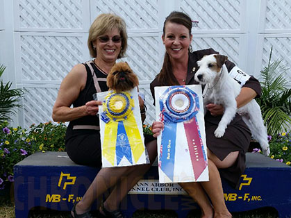 Ann Arbor Kennel Club Dog Show