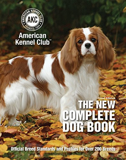 Akc Book Of Dog Breeds