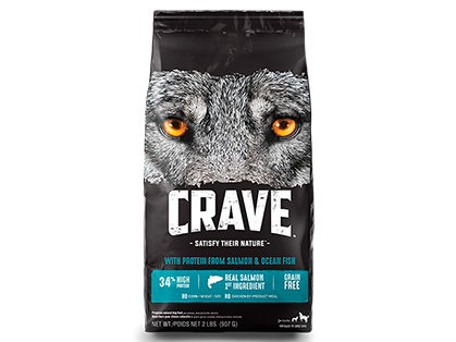 mars petcare launches crave a new brand of high protein