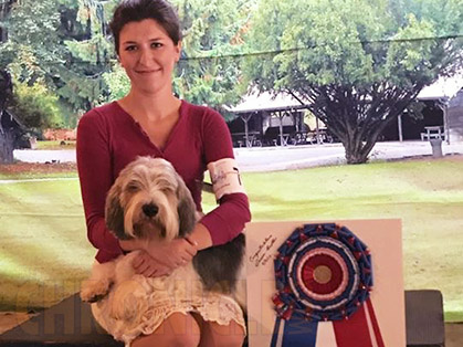 Eugene Kennel Club Dog Show