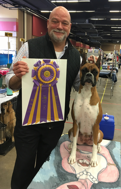 Dallas Boxer Club – Friday, March 24, 2018 | Canine Chronicle