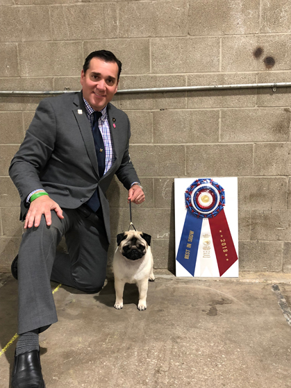 Old Dominion Kennel Club Dog Show