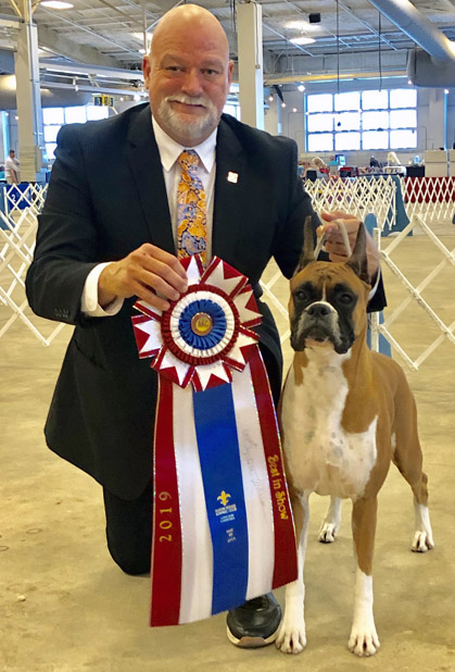 Baton Rouge Kennel Club – Friday, May 31, 2019 | Canine