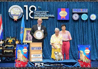 18th Annual Thailand International Dog Show | Canine Chronicle