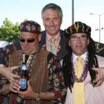 Larry Fenner, Bill McFadden, Mike Stone Woofstock 2008