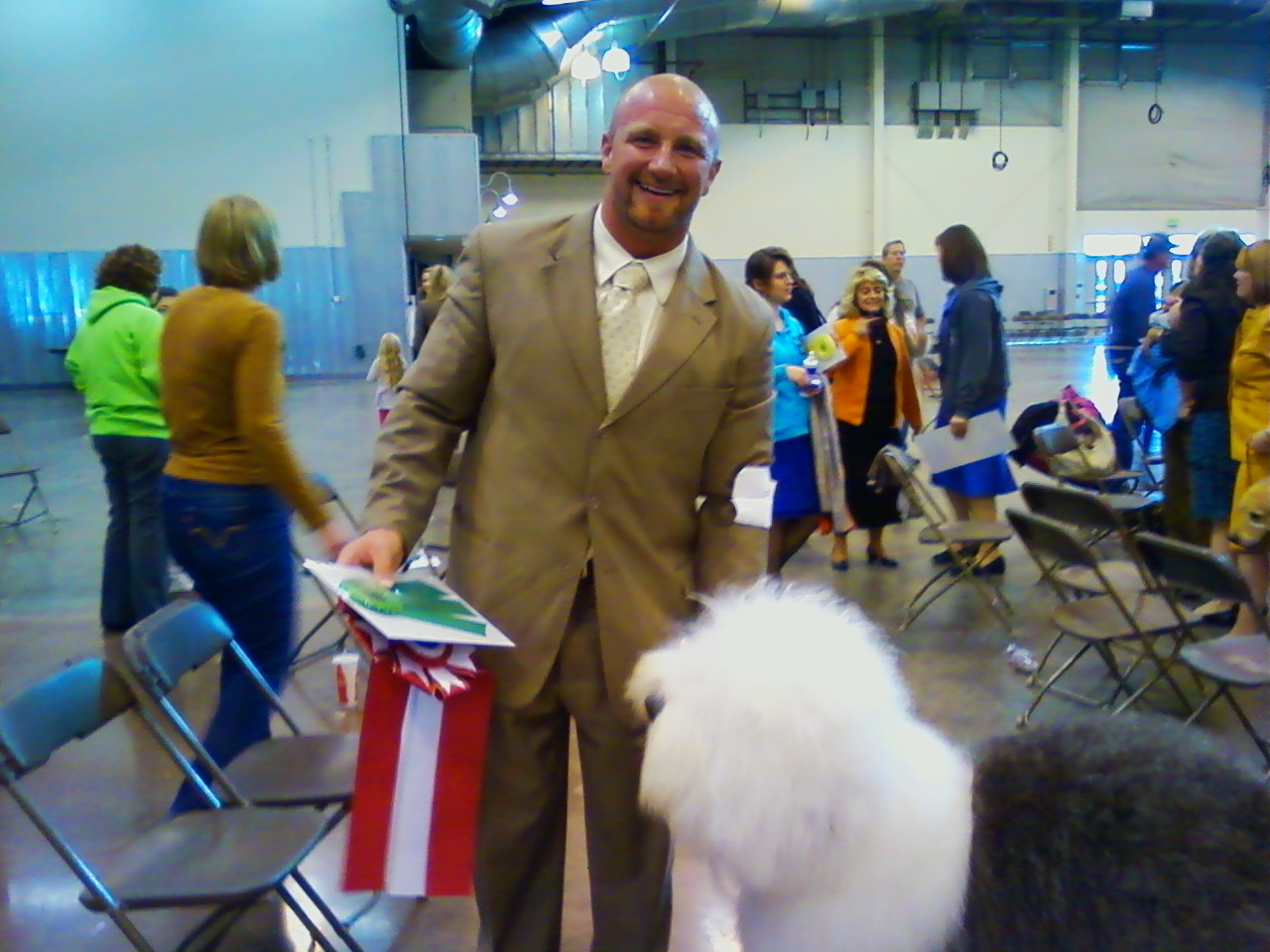 Canine Chronicle Dog Show Results